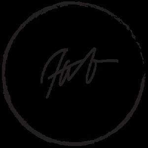 logo negru