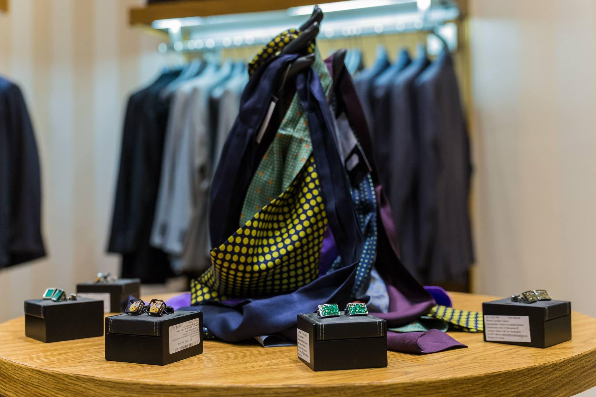 Lansare London Tailors in Cluj